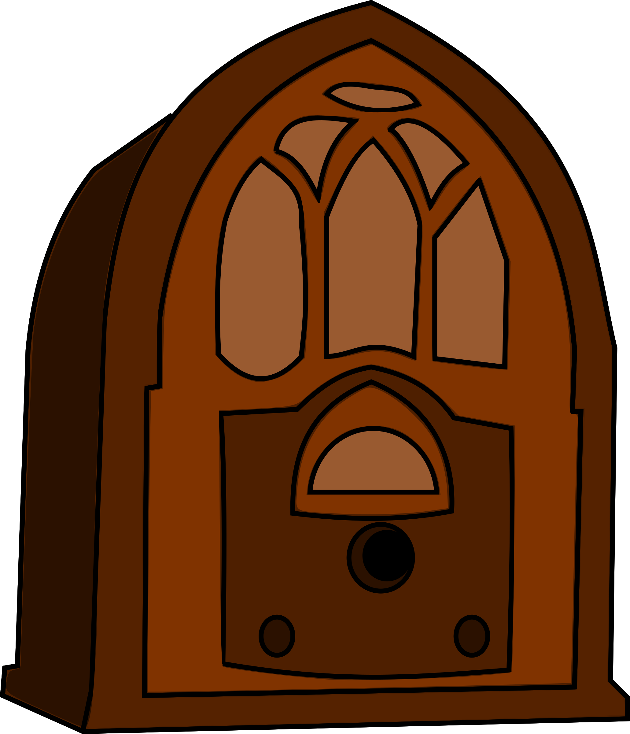 Old Time Radio Icon